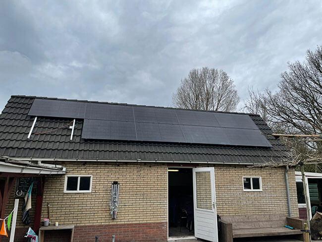 Gecertificeerd installateur zonnepanelen Delfzijl