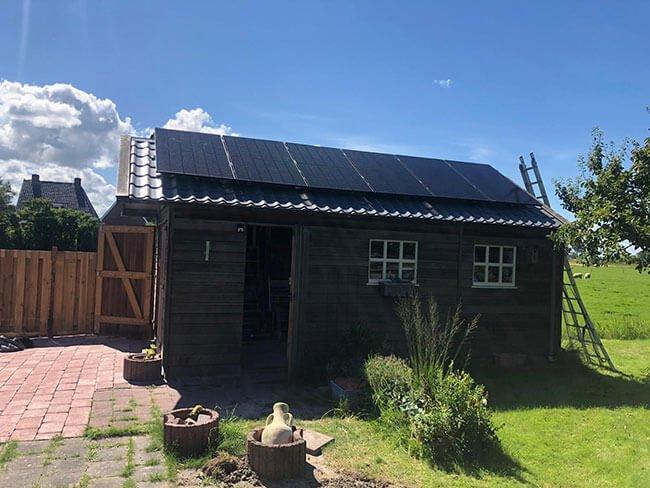 Installatie zonnepanelen Dokkum