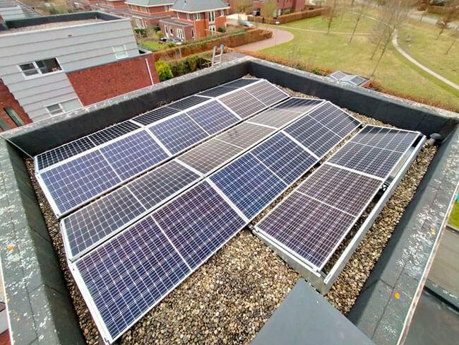 Research and development JA Solar zonnepanelen