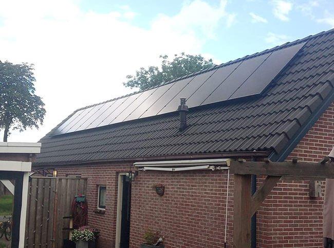 professionele installatie zonnepanelen in Odoorn