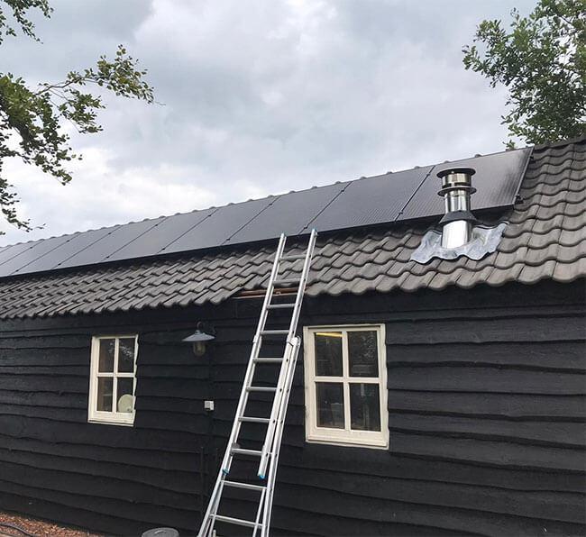 Zonnepanelen installatie Leeuwarden