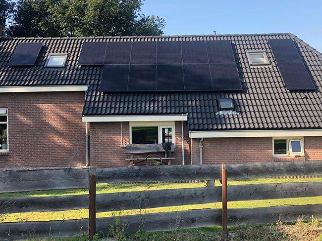 Subsidies zonnepanelen Leek