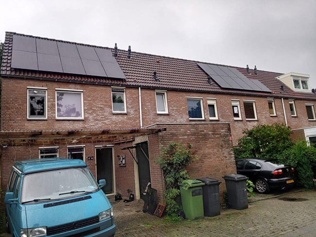 Zonnepanelen terugverdientijd Leeuwarden