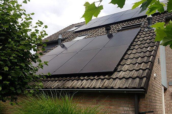 terugverdientijd zonnepanelen in Hoogeveen