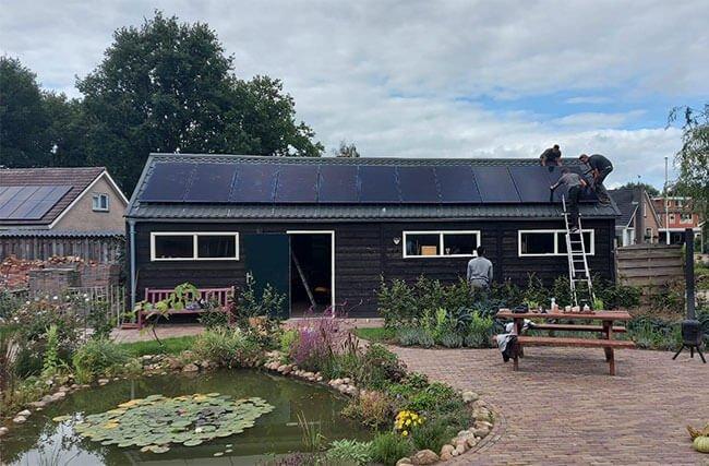 zonnepanelen in Coevorden