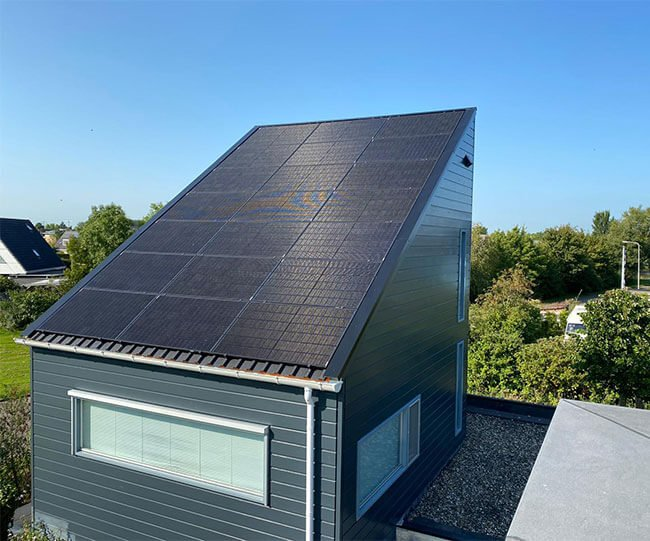 zonnepanelen in Zuidhorn