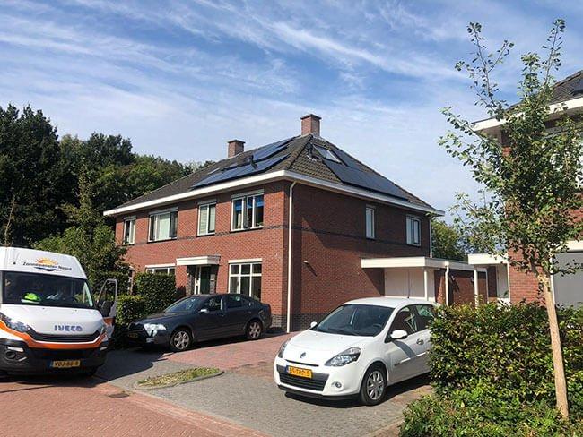 zonnepanelen installatie Hoogeveen