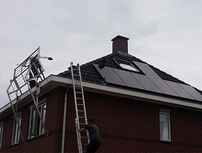 Zonnepanelen kopen Leeuwarden