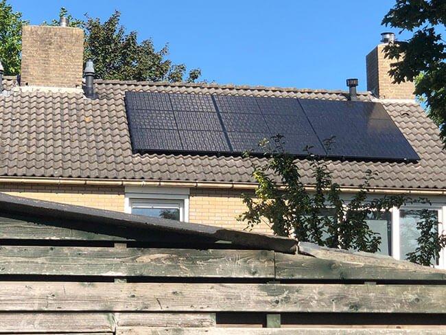 zonnepanelen Odoorn