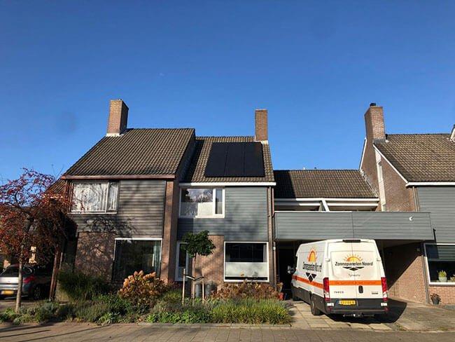 zonnepanelen subsidies Surhuisterveen
