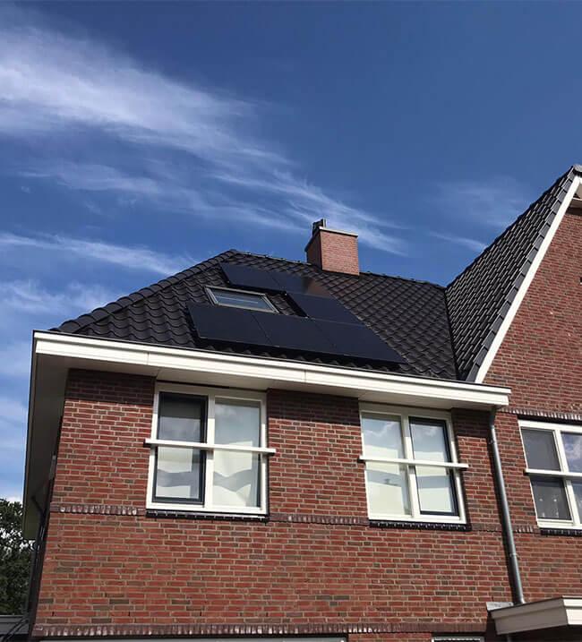 zonnepanelen service Leeuwarden