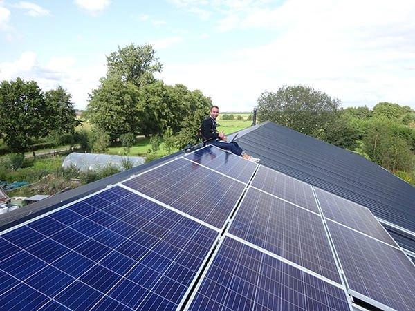 zonnepanelen installateur Groningen en Drenthe