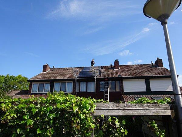 professionele installatie van zonnepanelen in emmen