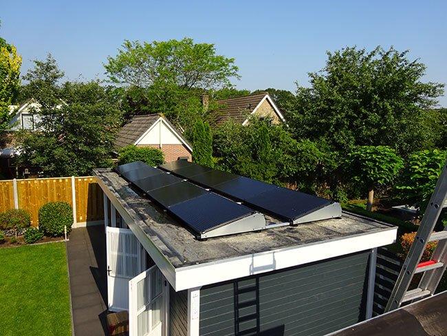 Kosten in Annen voor zonnepanelen