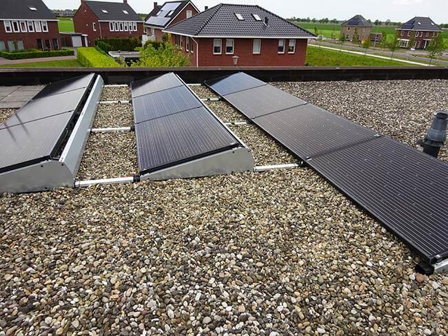 zonnepanelen in Assen goed voor milieu