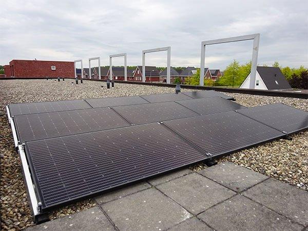 zonnepanelen in veendam
