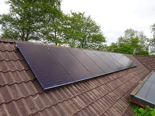 subsidie op zonnepanelen in veendam