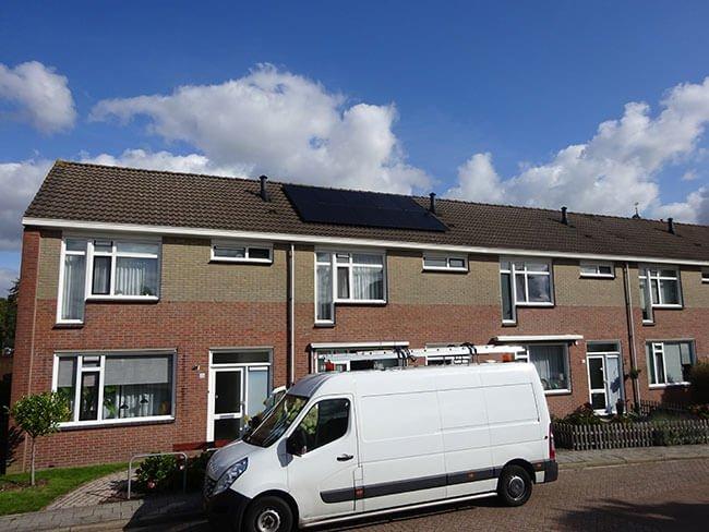 zonnepanelen all in service in annen