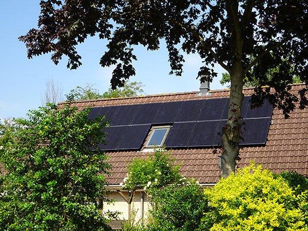 zonnepanelen in appingedam