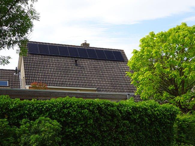 zonnepanelen service in assen