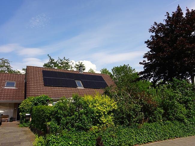 zonnepanelen service zuidlaren