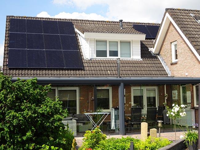 Zonnepanelen subsidies gemeente Marum