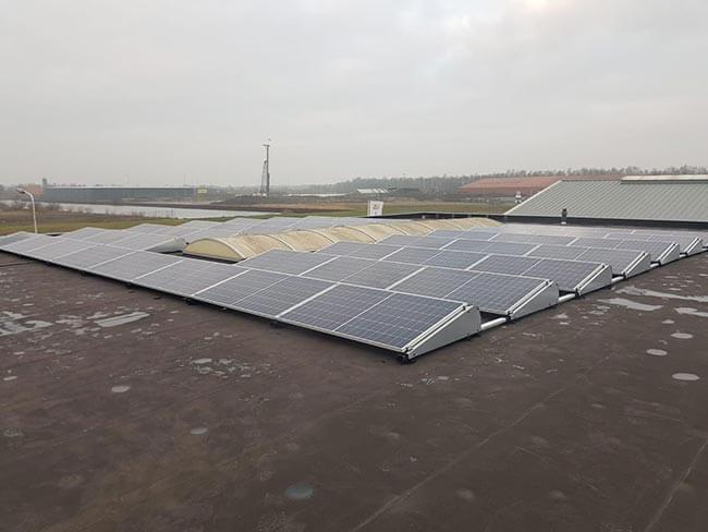 kosten van zonne energie in meppel