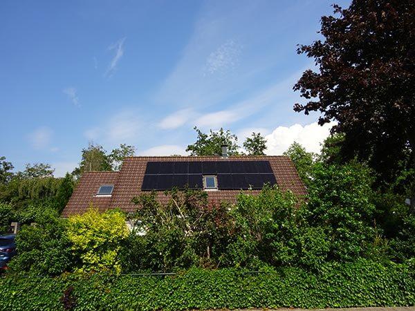 wat kosten zonnepanelen in Winschoten