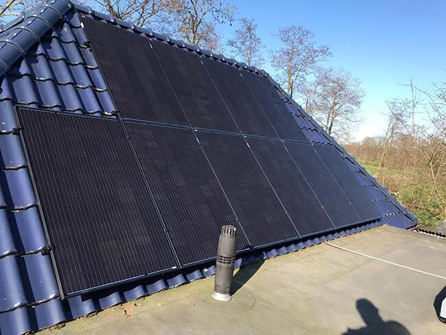 zonnepanelen in Stadskanaal