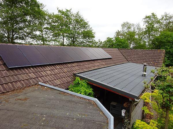 zonnepanelen in winschoten
