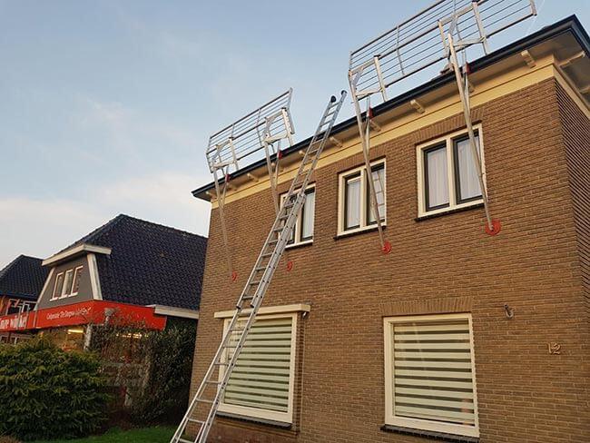 zonnepanelen installatie hoogezand