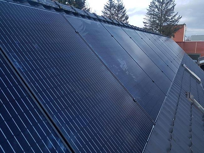 zonnepanelen installatie Meppel