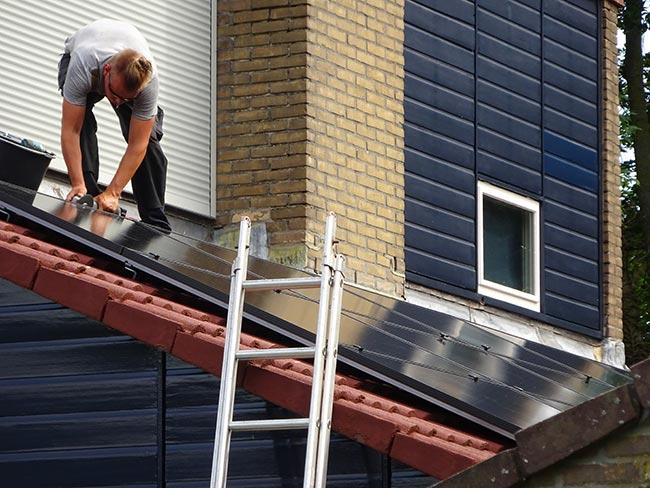 zonnepanelen service marum
