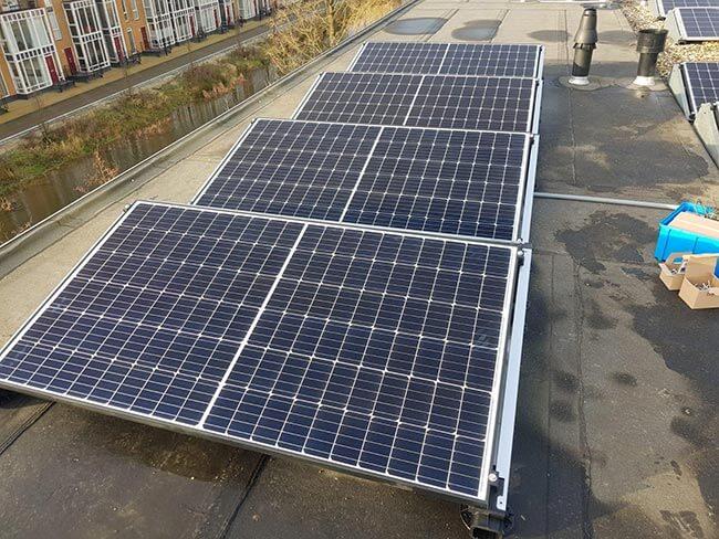 zonnepanelen service Meppel