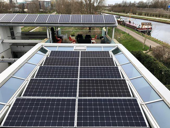 zonnepanelen Stadskanaal