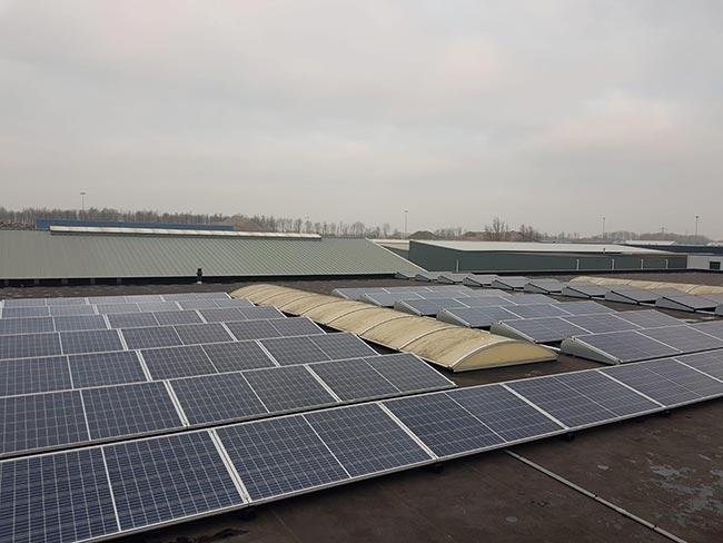 zonnepanelen subsidie in Assen