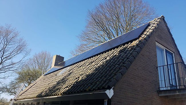 zonnepanelen in ter apel