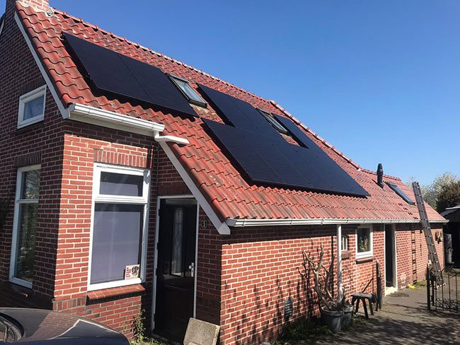 zonnepanelen subsidies Ter Apel