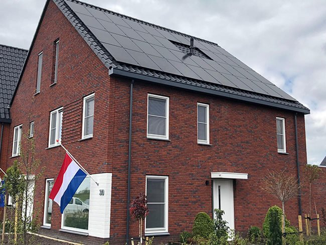 subsidie voor zonnepanelen Eelde