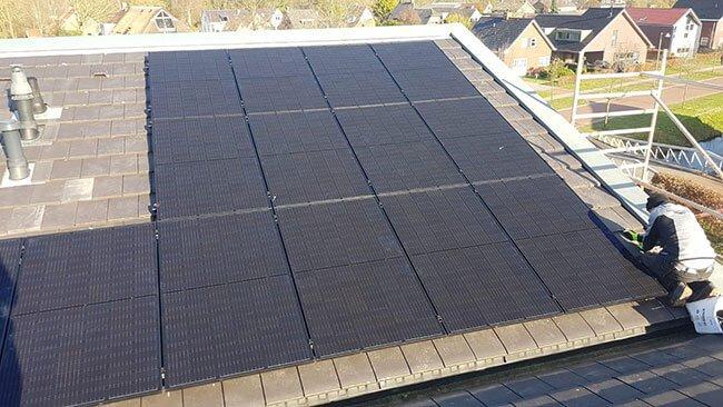 zonnepanelen installateur Friesland