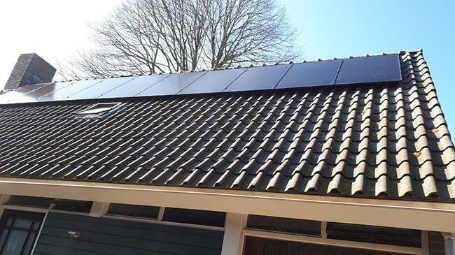 zonnepanelen subsidie provincie Friesland