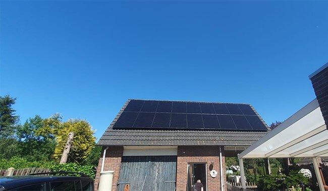 zonnepanelen subsidies Drachten