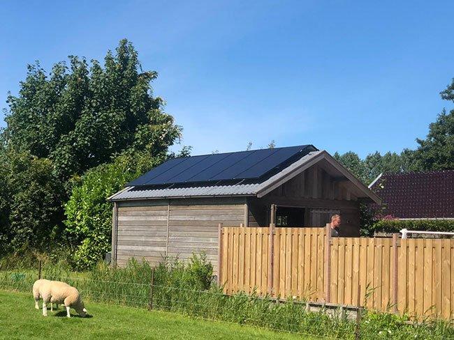 zonnepanelen subsidies Gieten